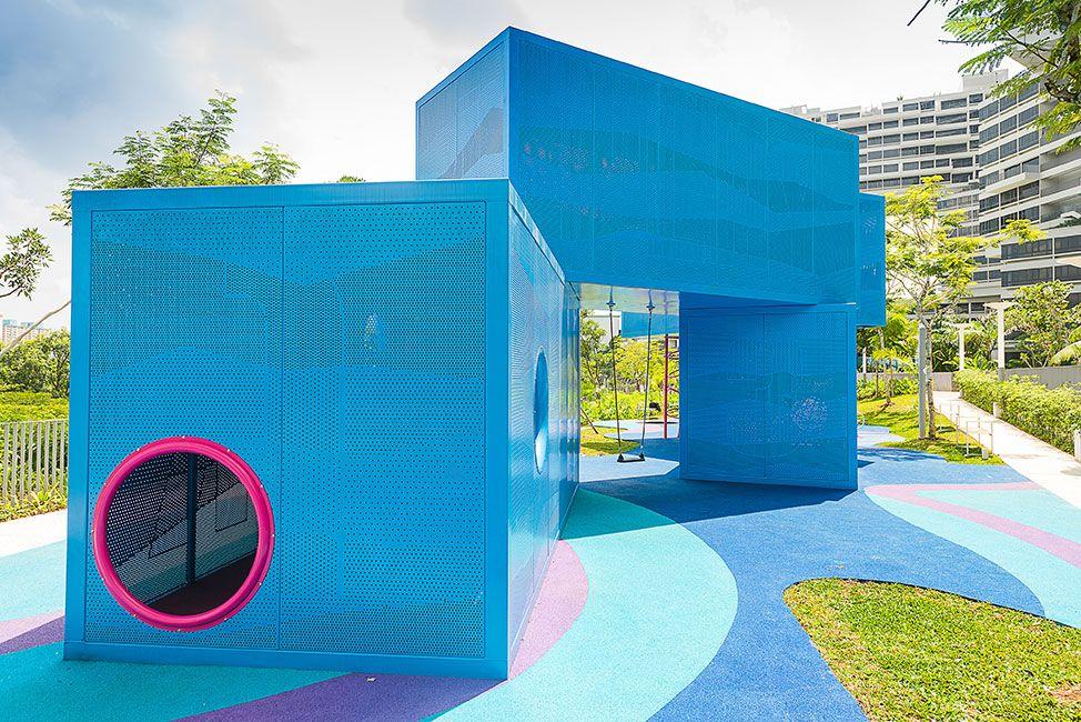 Interlace-playground-singapore-by-Carve-07 « Landscape Architecture Works | Landezine