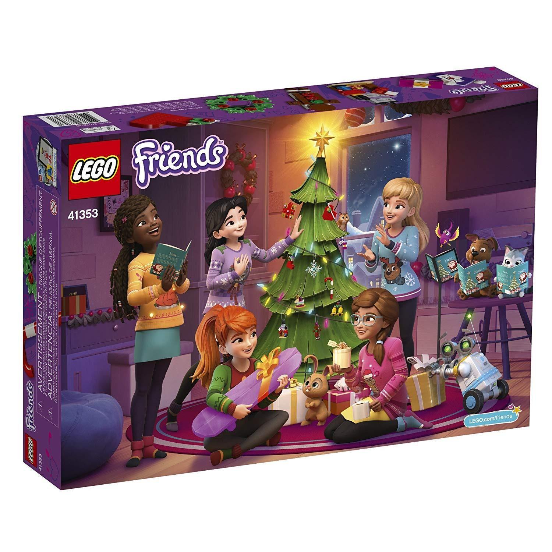 Lego Friends Advent Calendar 41353 New 2018 Edition Christmas