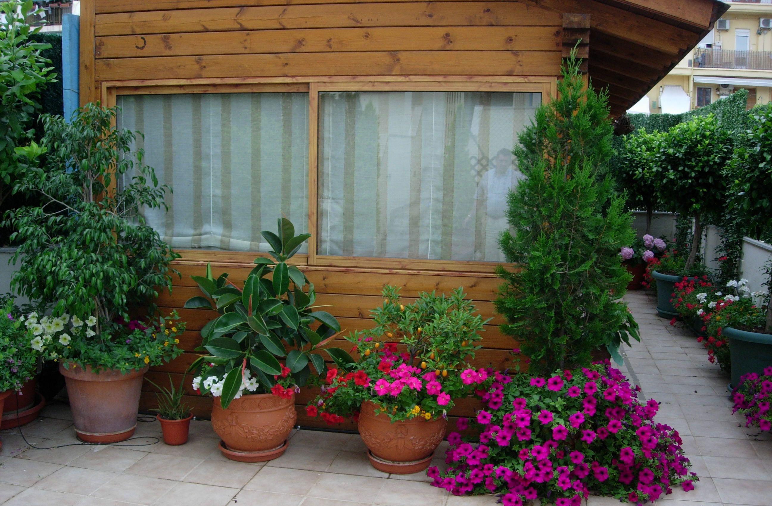 Qu os parece c mo queda todo de nuestro centro de for Jardineria al aire libre casa pendiente