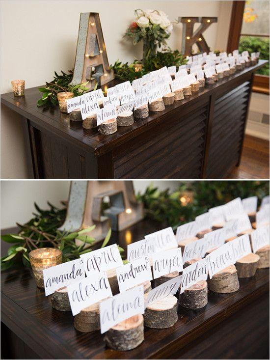 escort card table #escortcards @weddingchicks