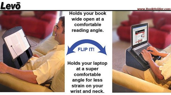 This Is A 2 In One Tablet Holder Use It When You Are