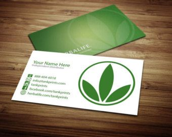 Herbalife Business Cards Free Fast Personalization By Businessup Herbalife Business Cards Herbalife Business Herbalife Business Cards Design