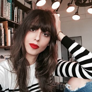 21f16454927c Red Lipstick Secrets From an Impossibly Chic French Makeup Artist ...