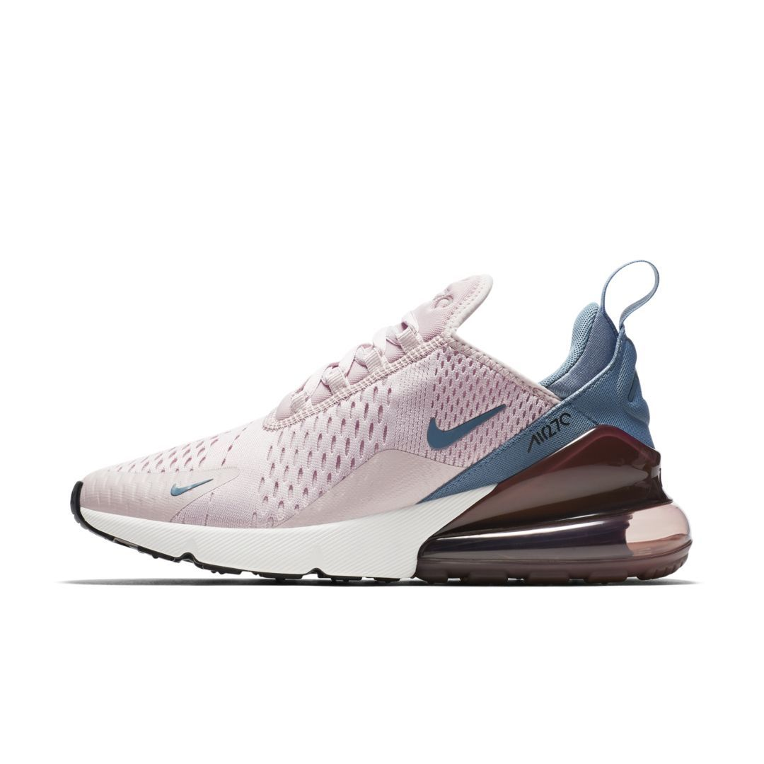 Nike Women's Nike Air Max 270 Flyknit Sneaker, Size 6.5 M White from NORDSTROM | ShapeShop