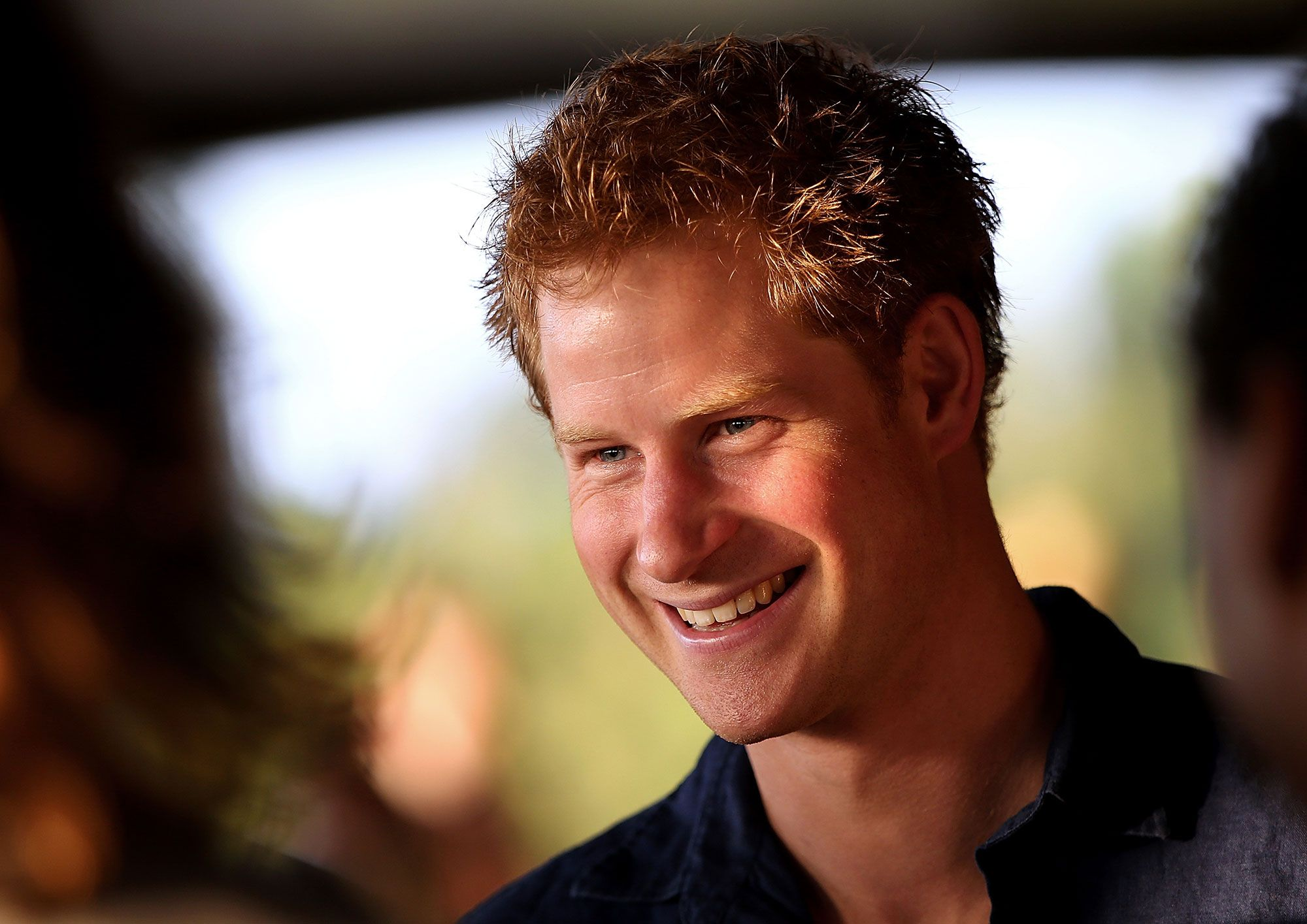 Prince Harry Is Reportedly—Gasp—Dating an American Actress