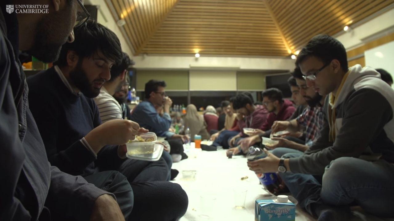 Ramadan at Cambridge | PIC: Cambridge
