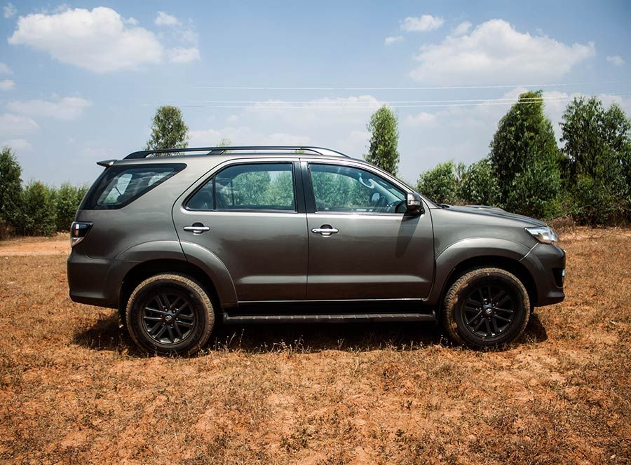 Toyota Fortuner Review Highway Beast with Bullet Proof