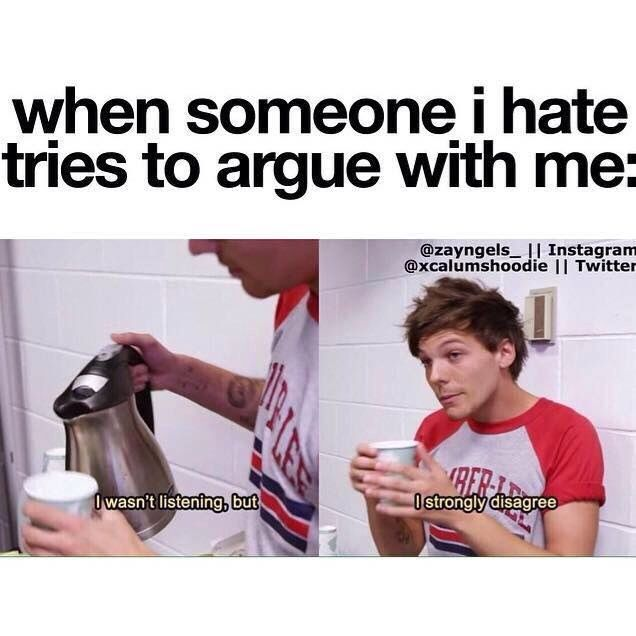 I don't hate anyone but for a strongly disliked someone this would be perfect haha