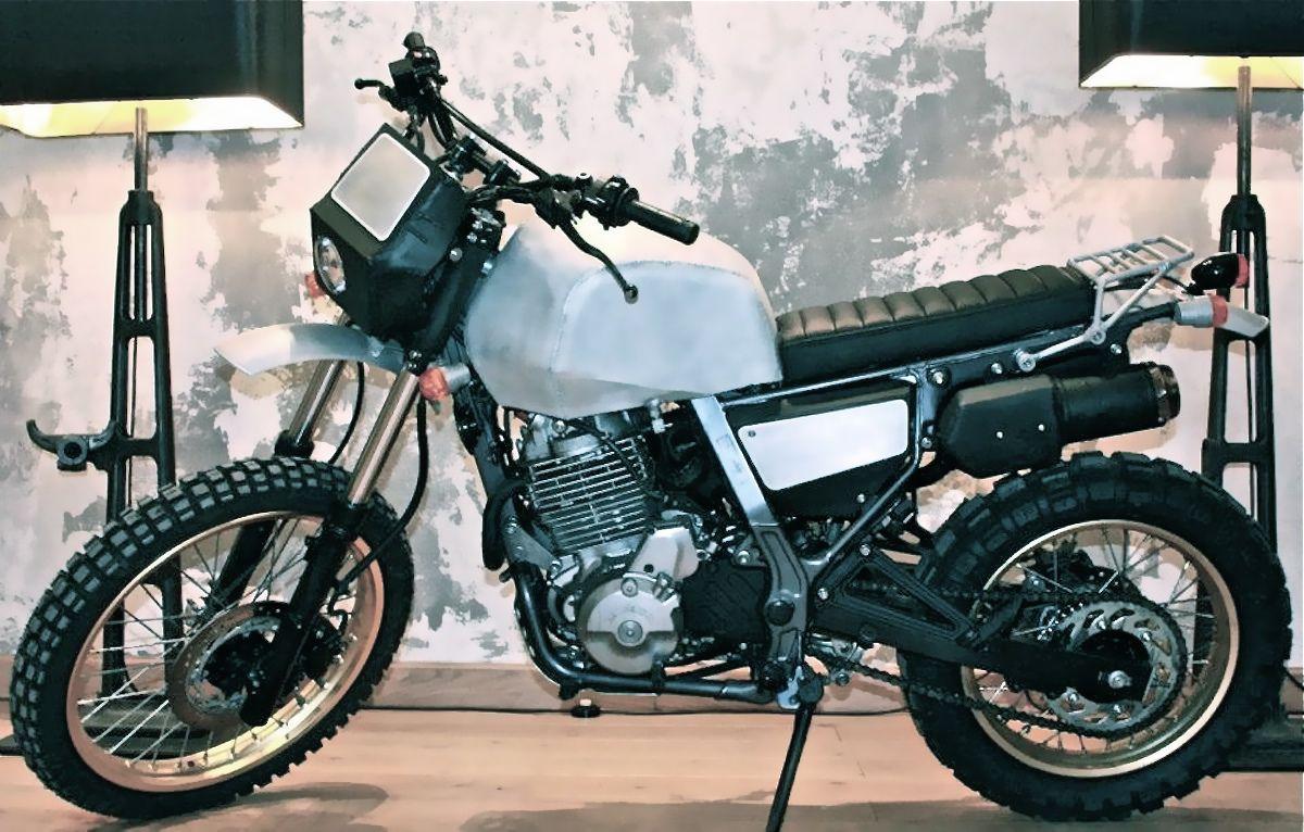 JRM Domi   Tracker motorcycle, Ducati cafe racer, Honda