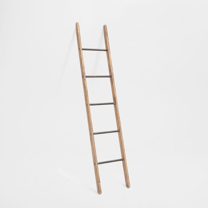 toallero escalera muebles auxiliares zara home espa a