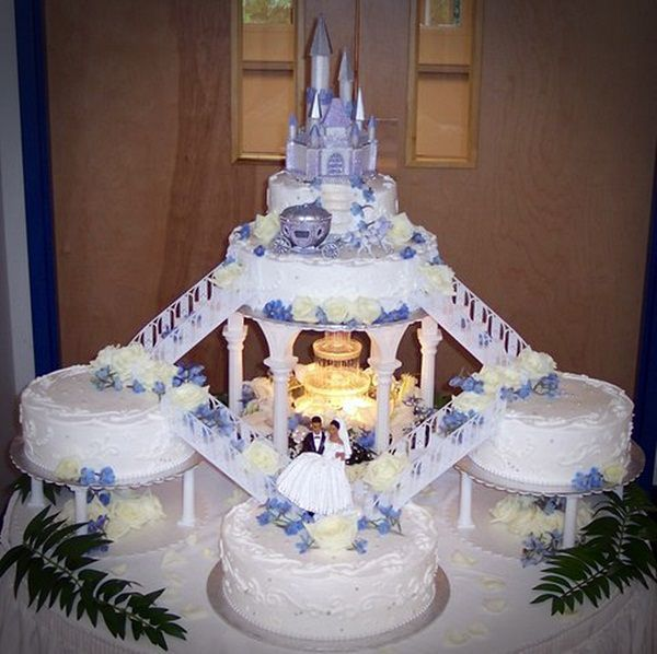 Fontain Special Wedding Cake Ideas Pictures Cakes Inspiration Cute