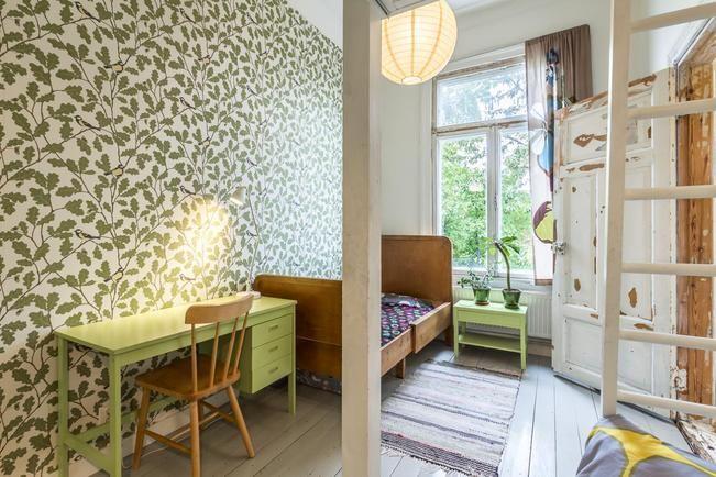 Myydään Puutalo-osake 4 huonetta - Porvoo Empirékeskusta Rauhankatu 15 - Etuovi.com 9899371