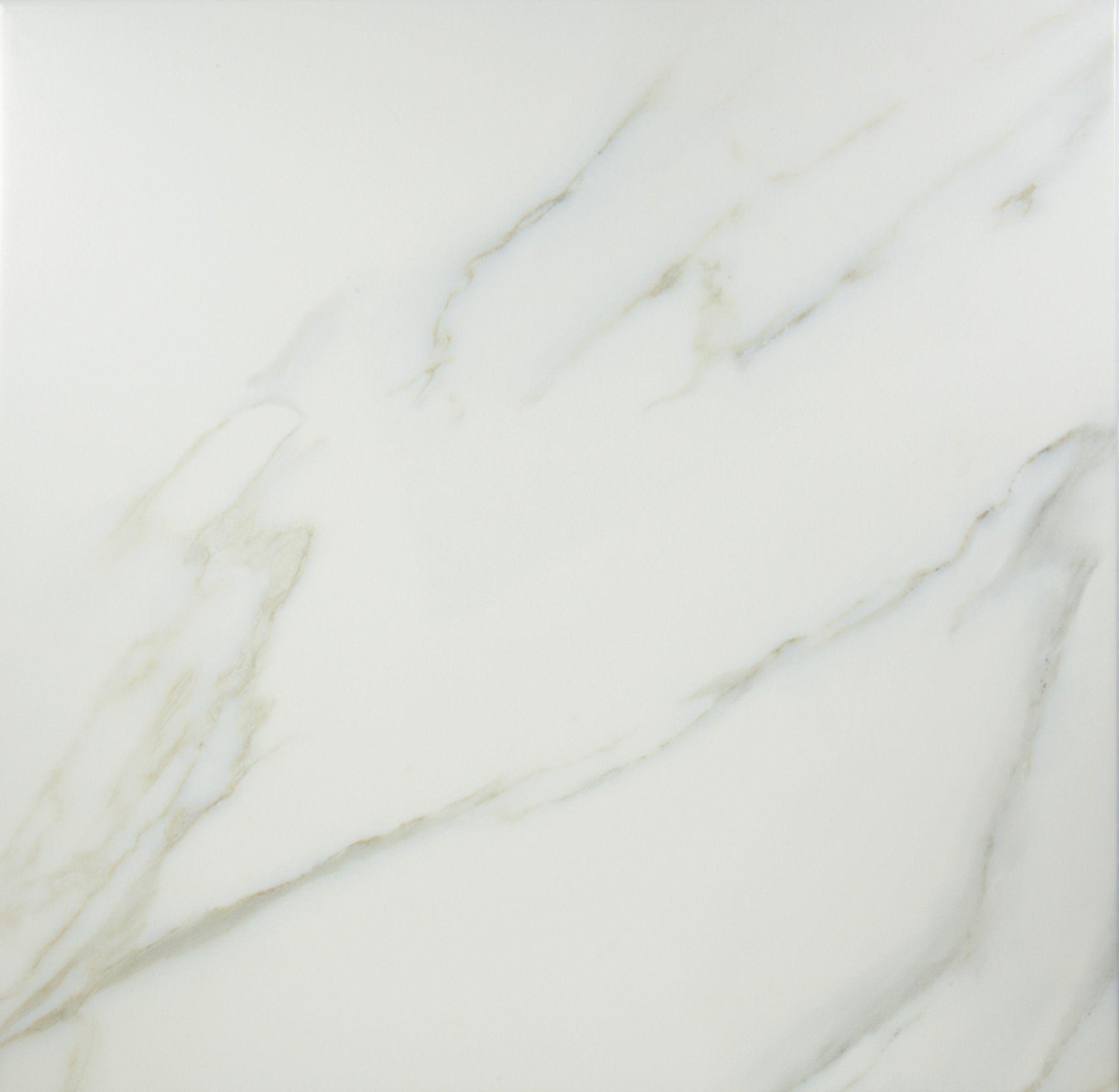 Aquila white stone effect carrara porcelain floor tile pack of 5 aquila white stone effect carrara porcelain floor tile pack of 5 l450mm w450mm dailygadgetfo Gallery
