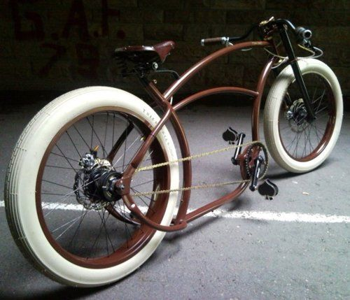 A little impractical, but still a really cool looking cruiser!