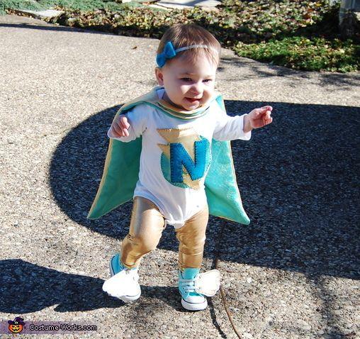 Super Hero - Halloween Costume Contest at Costume-Works - trajes de halloween para bebes