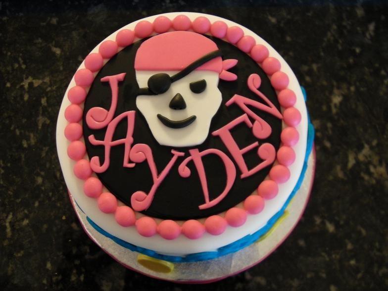 Pirates My Little Cupcake Bakery Fresno Ca Photo Gallery Cakes