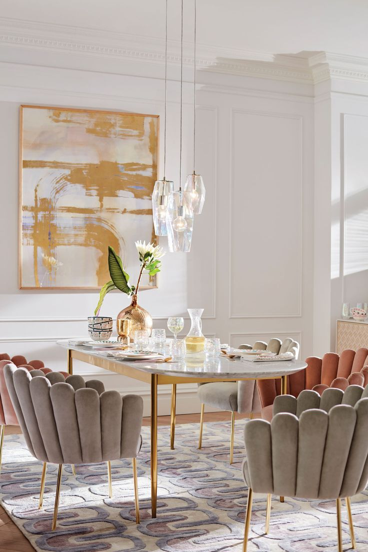 Anthropologie AW18 Seasonal Lookbook  Apartment Number 4 is part of Dining room glam - Today I'm sharing what you can expect from the Anthropologie AW18 collection, entitled Portrait of a Home  Come discover my favourite pieces