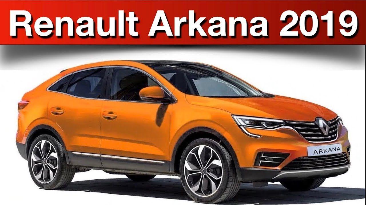 2019 Renault ARKANA coupe PERFECT SUV Suv,