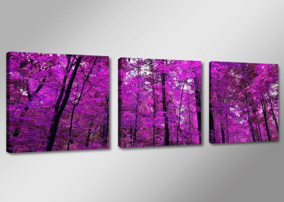 Precioso cuadro EN LIENZO 3 piezas - totalmente nuevo precintado - LA MEJOR…