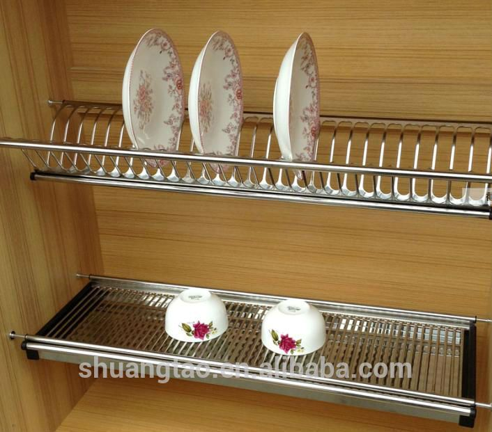 Assurance Trade Factory Supply Stainless Steel Plate Rack Buy Stainless Steel Plate Rack Wooden Kitchen C Dish Racks Dish Rack Drying Wooden Kitchen Cabinets