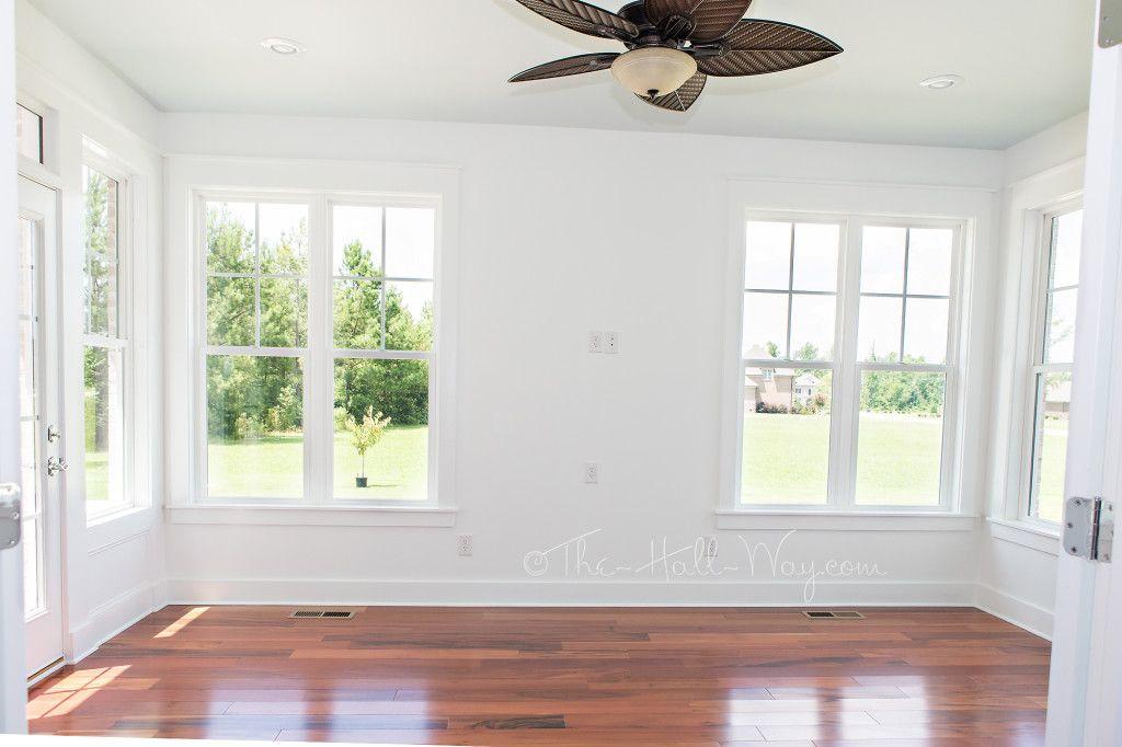 Southern Living Eastover Cottage   Sunroom