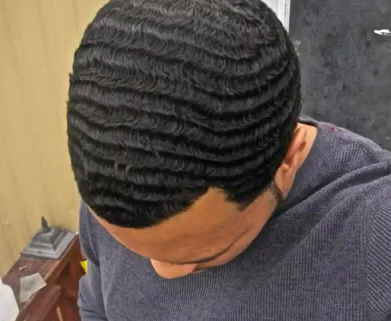 Sensational How To Get 360 Waves Overnight Features Photos Of 360 Waves For Hairstyle Inspiration Daily Dogsangcom