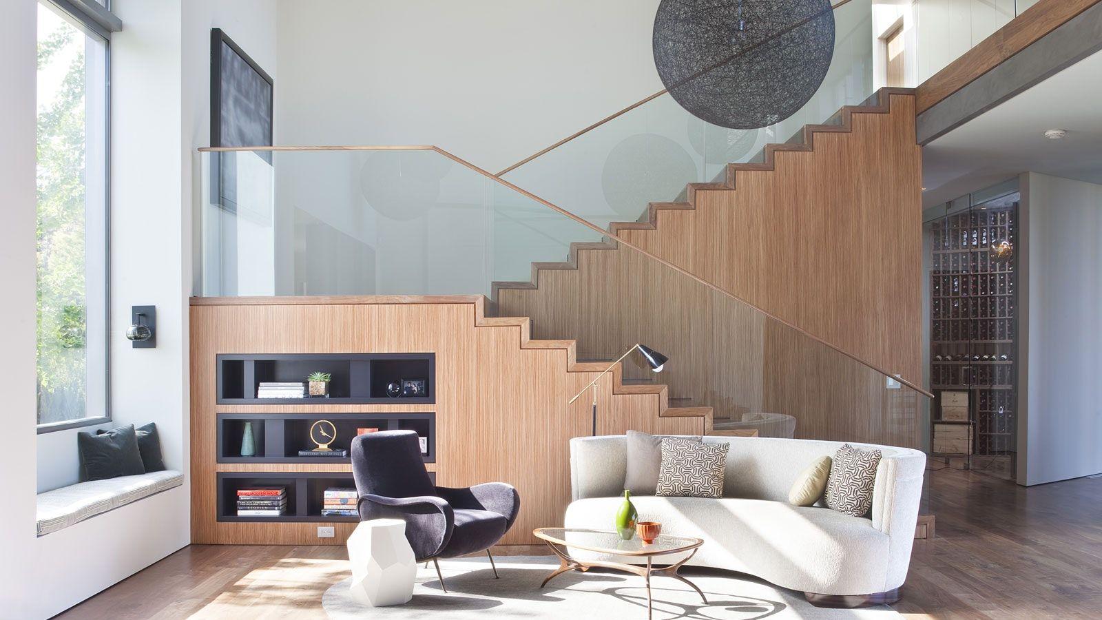 Chautauqua Residence | Staircase design, Interior design, Home