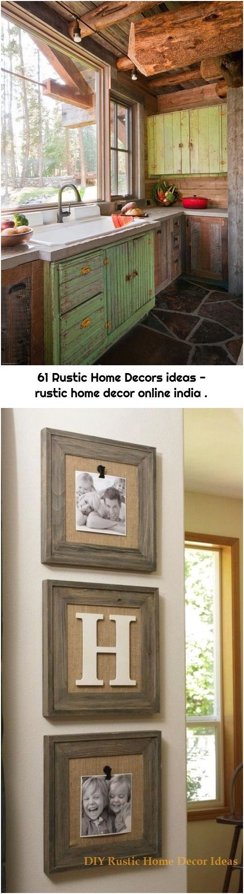 9 Rustic Home Decors ideas - rustic home decor online india . in