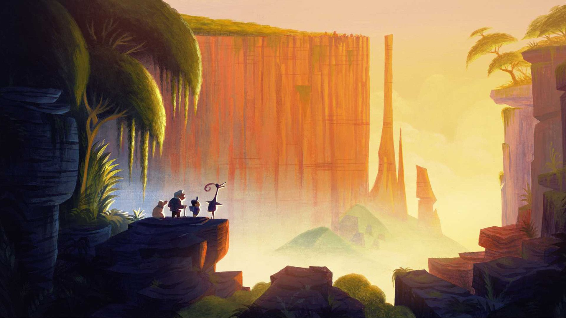 Soul Pixar Concept Art