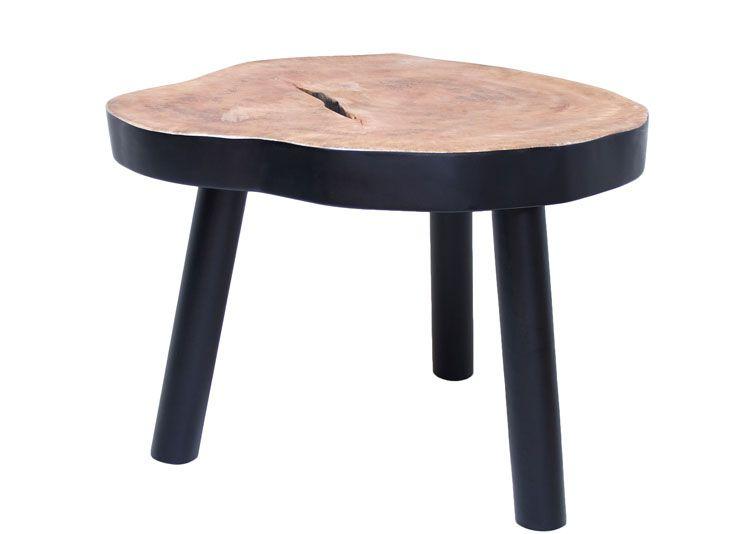 magnifique table basse tronc darbre de chez hk living fabrique partir d - Table Basse Tronc D Arbre