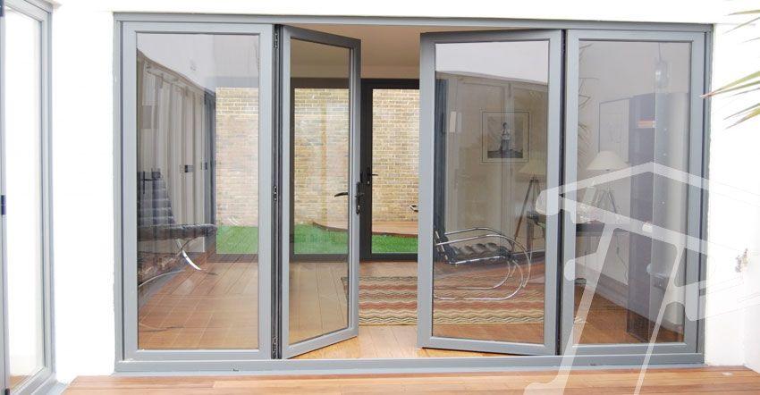 Resultado de imagen de puertas para terrazas pvc puertas - Puertas correderas terraza ...