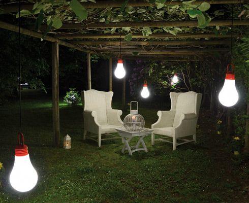 Illuminazione Esterna Campagna : Lampada da arredo interno esterno la dina illuminazione