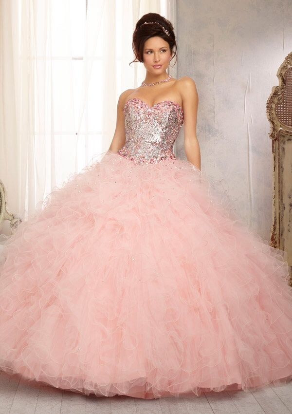 Pink poofy prom dress | My Dream Closet ❤ (If Only I Were Rich ...