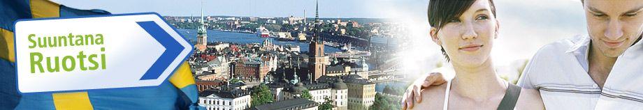 Opiskelemaan Ruotsiin?