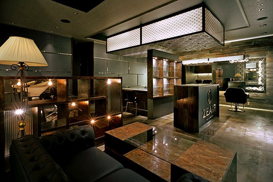 salon interior design - Buscar con Google | Salon design ...
