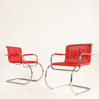 Located using retrostart.com > Dinner Chair by Franco Albini for Unknown Manufacturer