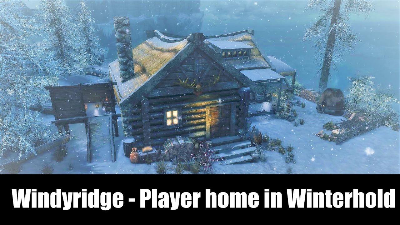 Pin by Wyattdowell on Skyrim | Skyrim mods, Skyrim, House styles