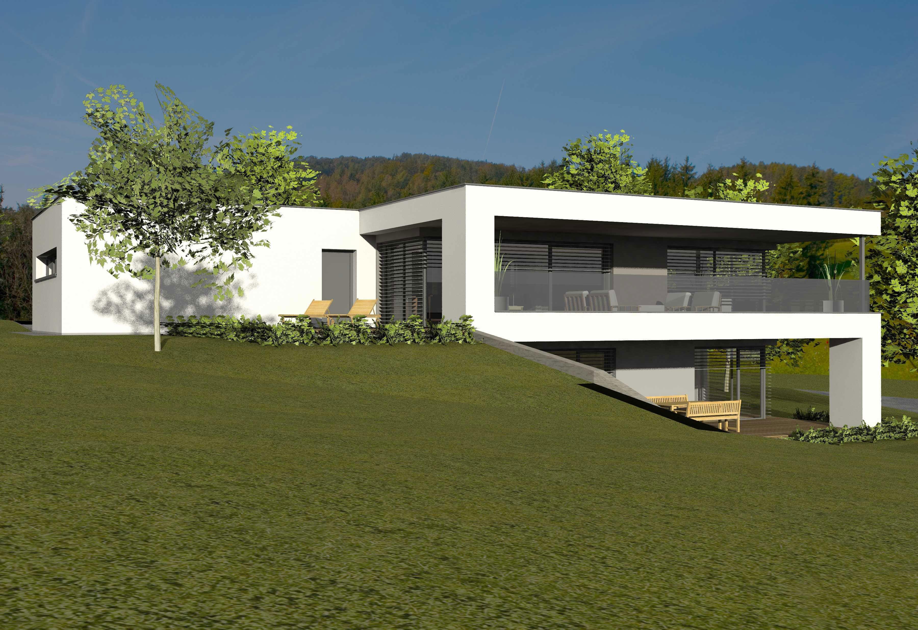 Architektenhaus, Architektenhaus Steiermark, Planungsbüro Architekt,  Hausbau Architekt, Haus Bauen Architekt Haus Projekte