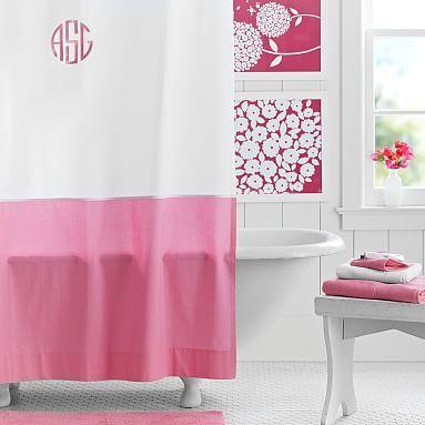 45 best pink shower curtain ideas