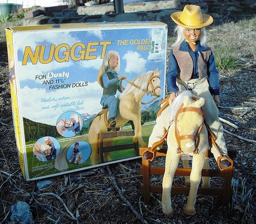 Oh Dusty And Nugget Were My Favorites I Wore Nugget Out I