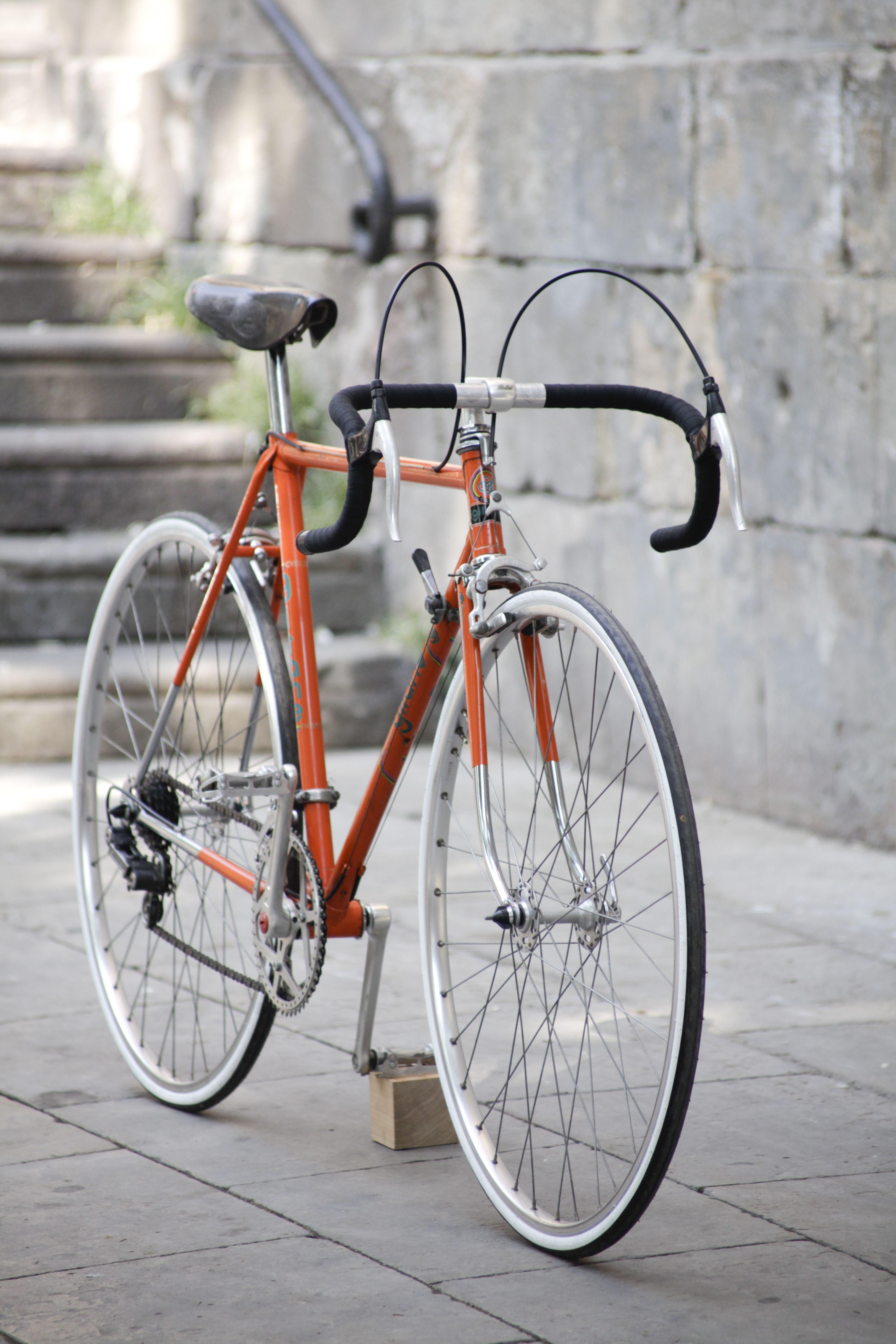 e64ec241b Vintage bicycle Gitane 1974 Fotos Eva Ruiz