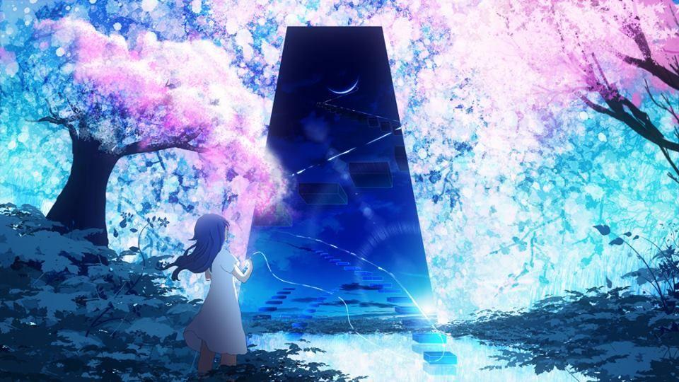 Pin By Inari Inoue On ѕ Yeiyeyau Anime Background Images Wallpapers Background Images Anime Scenery Blurred background anime wallpaper