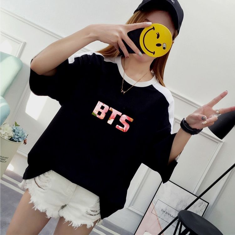 Shop High Quality Kpop Bts Clothing Accessories And Merchandise Products At Affordable Prices Bts Clothing Printed Sweatshirt Women Sweatshirt Women Winter