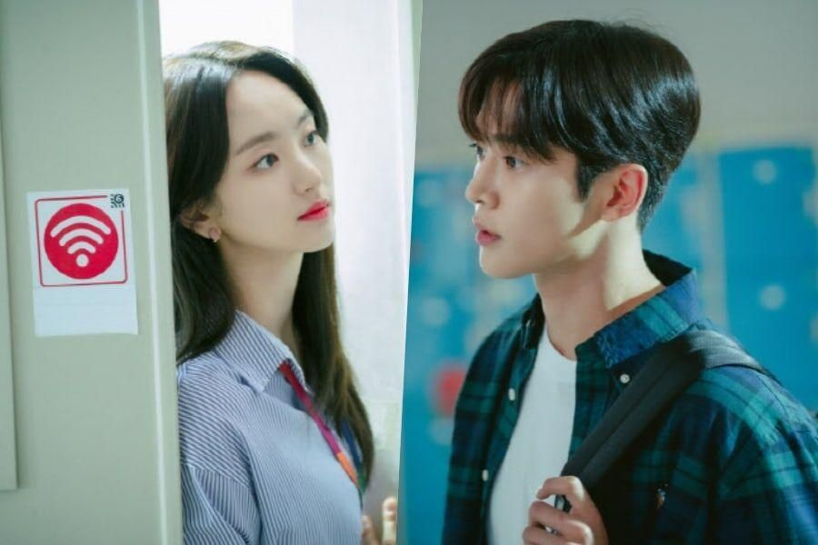 "SF9's Rowoon And Won Jin Ah Share Fateful 1st Meeting In ""She Would Never Know"""