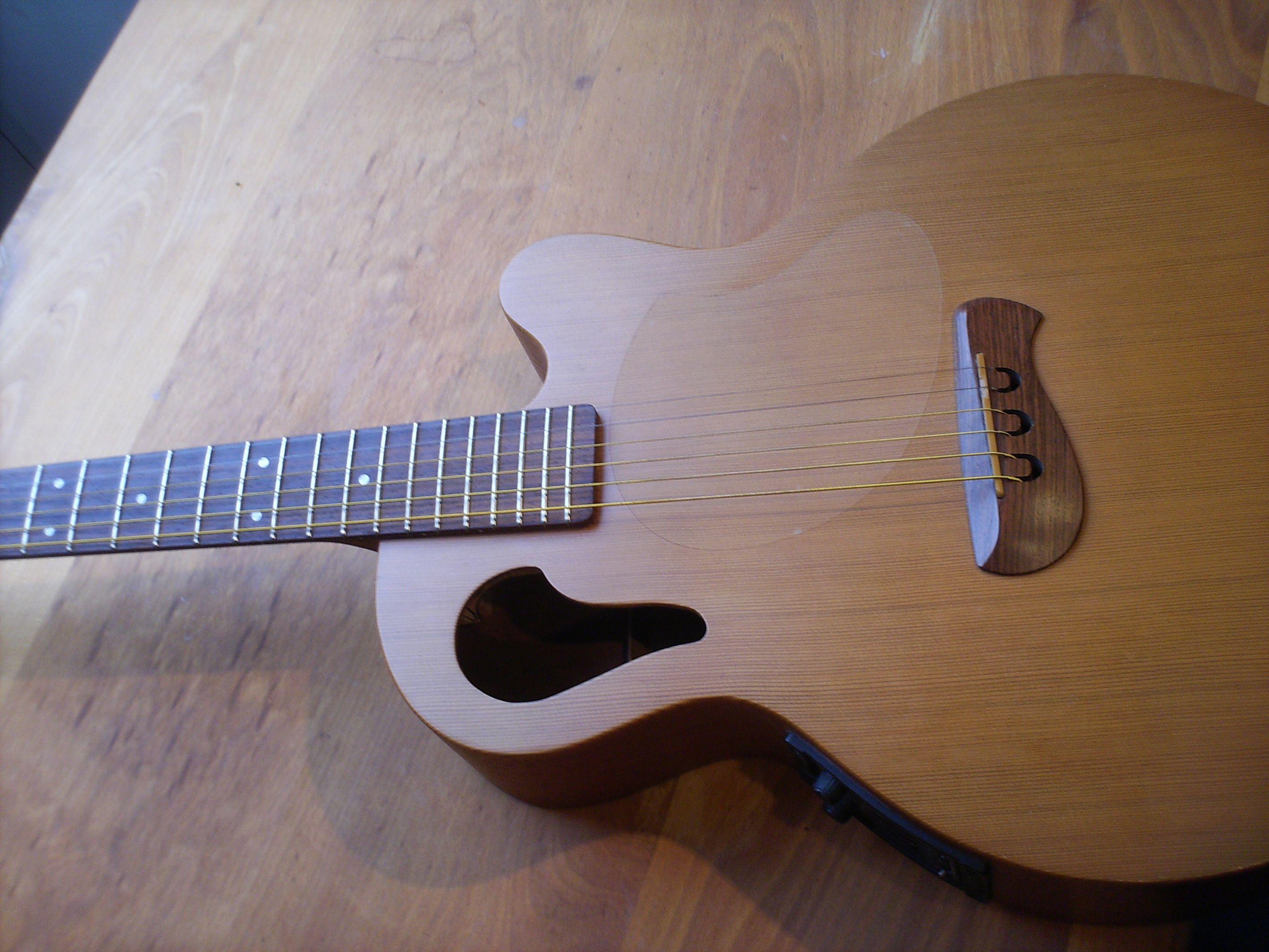Tacoma Guitars Chief C1c Spawn X Images Guitar Acoustic