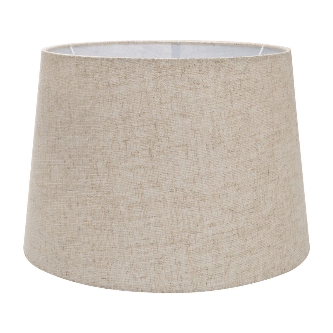 Sand 46x26cm Tapered Shade Linen Lamp Shades Floor Lamp Shades Rustic Lamp Shades