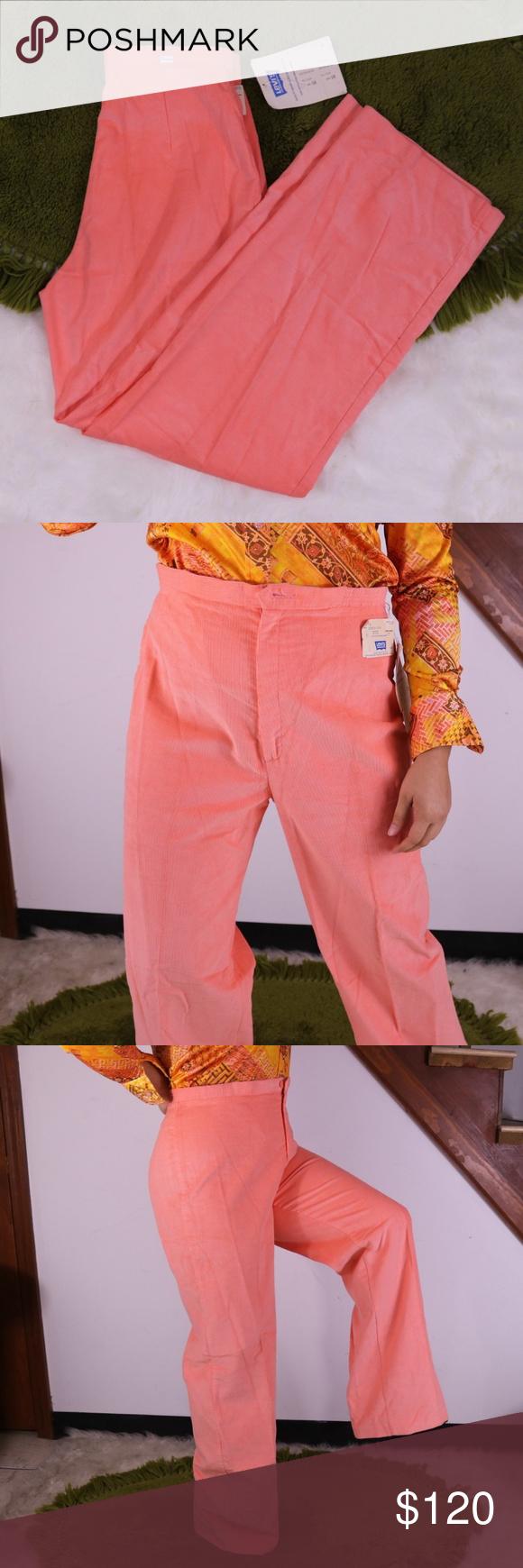 NWT Vintage 70s Levi Cord Pants