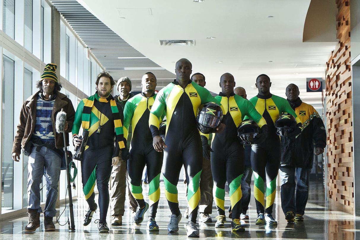 True Story of Cool Runnings The 1988 Jamaican Bobsled