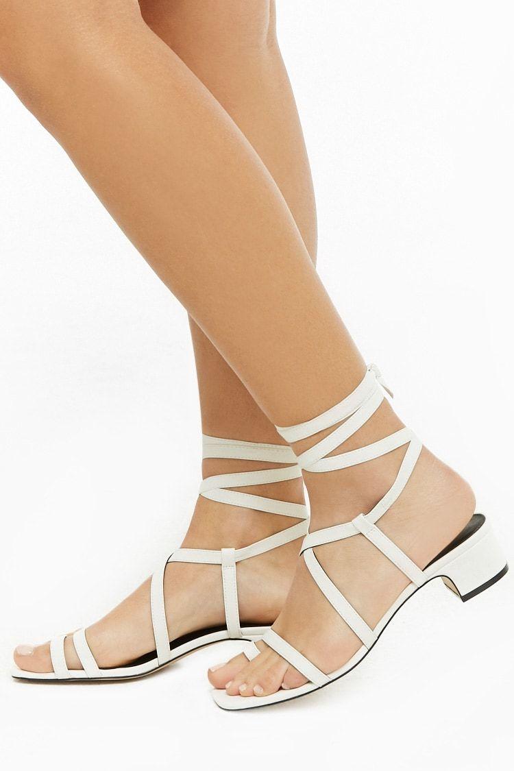 Strappy Open Toe Sandals | Open toe
