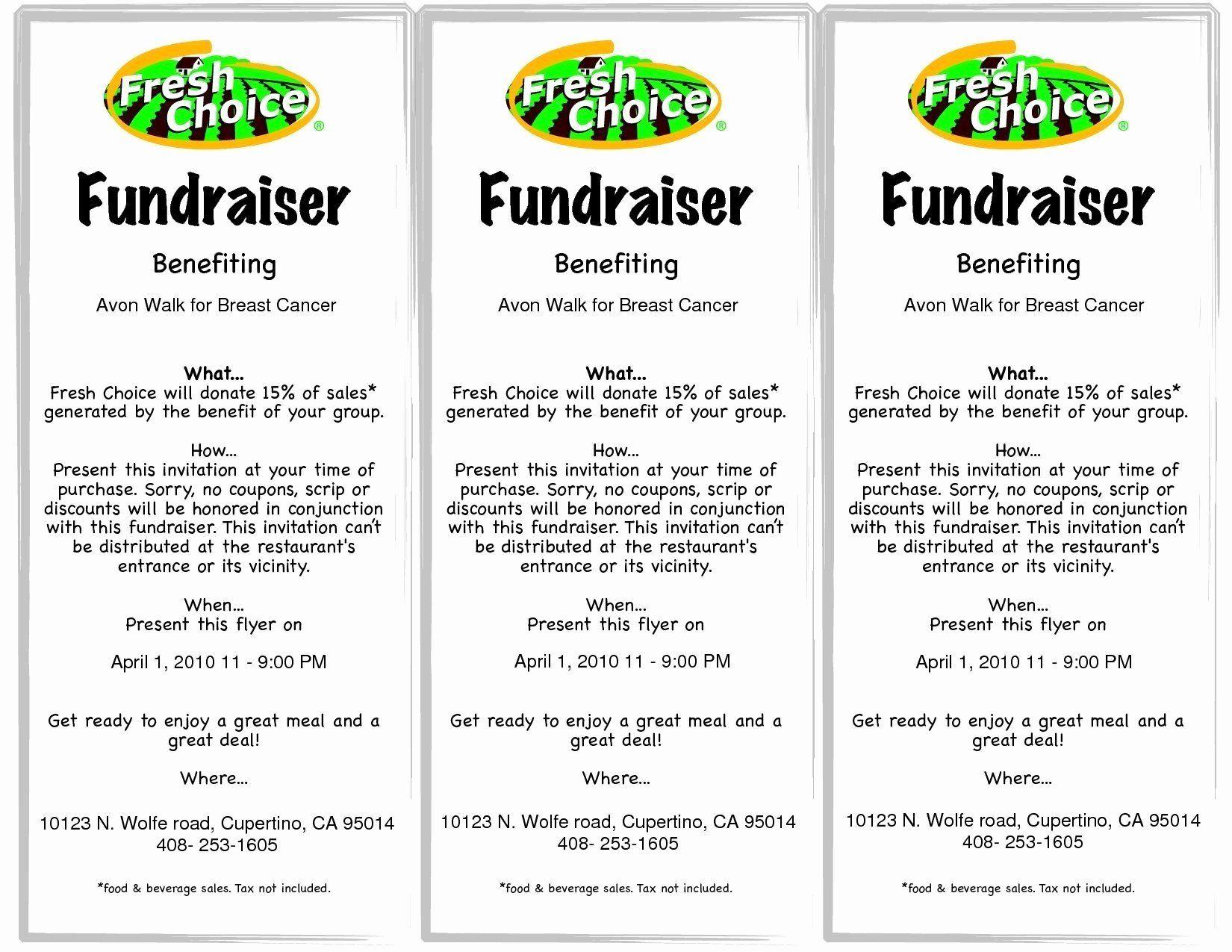 Cancer Fundraiser Flyer Template Beautiful Cancer Fundraiser Flyer Template Yourweek Beca25e Fundraiser Flyer Free Fundraisers Flyer Template